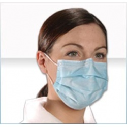 Alpha Air 	Color	  BL 5005	 	Blue	  4000 masks 8 cases of 500
